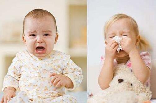 宝宝流鼻涕