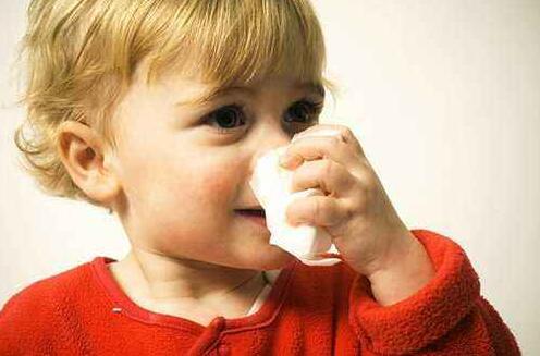 宝宝流鼻涕护理